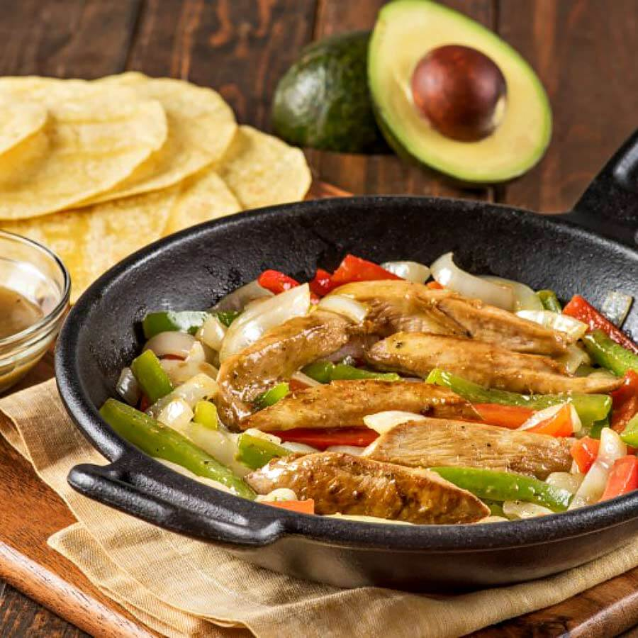 Hatch-Iron-Skillet-Fajitas-Recipe
