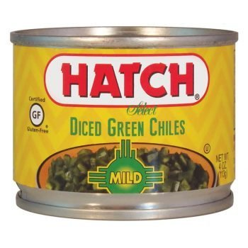 Diced Green Chilies – Mild 4 oz 41322NEW