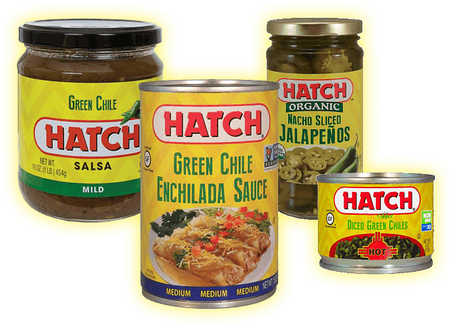 Hatch Products Isolated