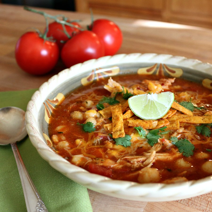 A New Hatch Red Chile Enchilada Soup IMG_8034