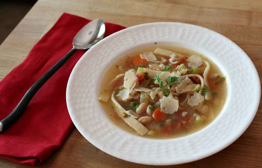 Spicy Minestrone Soup IMG_3031