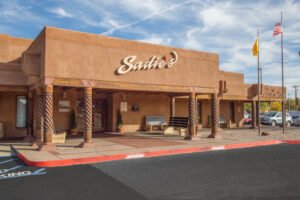 Sadies Restaurant Storefront – small
