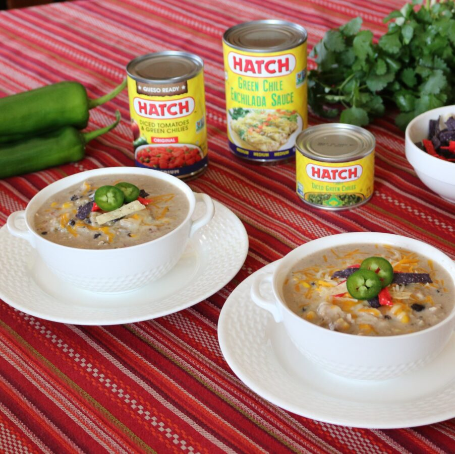 creamy green chile chicken enchilada soupIMG_2207