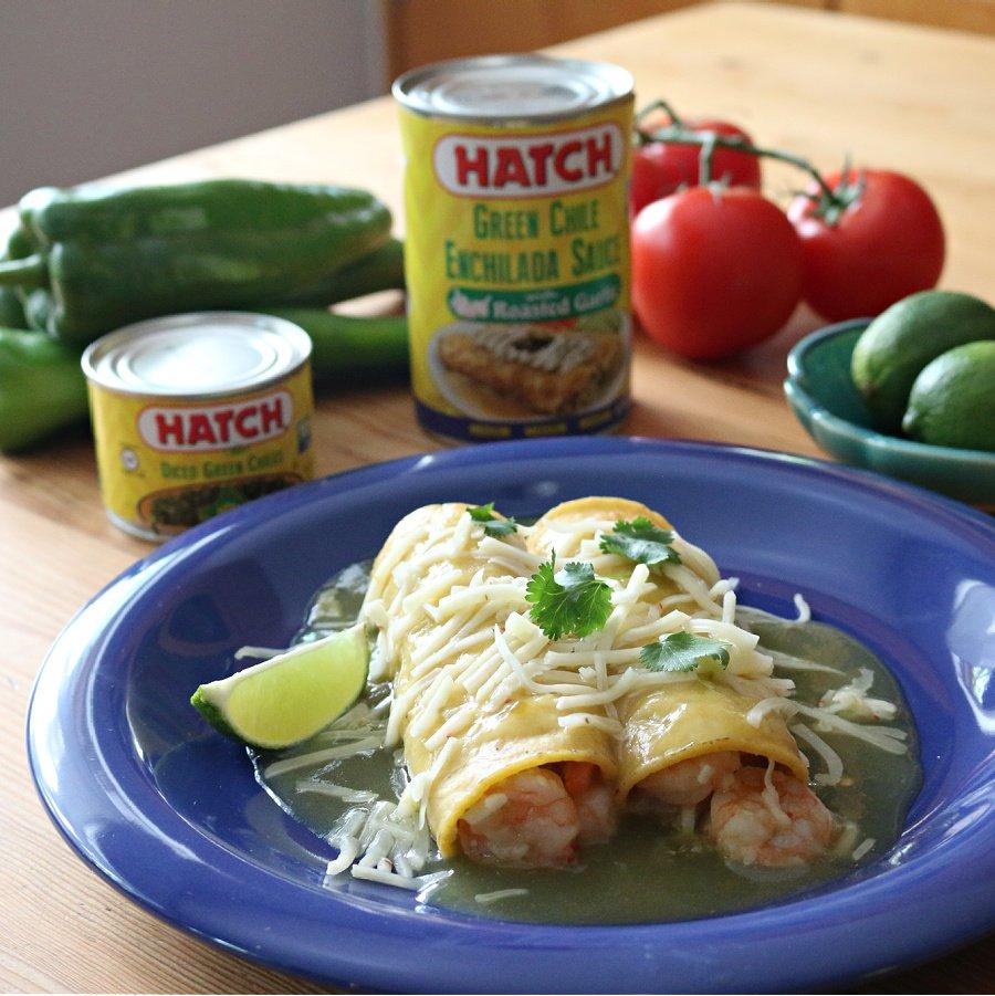 Shrimp Enchiladas IMG_2599